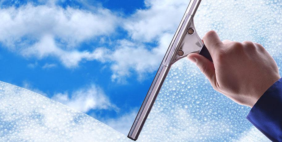 Svårt att jämföra pris på fönsterputsning